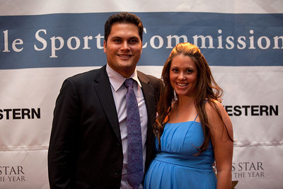 Marques Tuiasosopo and wife Lisa