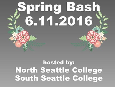 Seattle Colleges Spring Bash