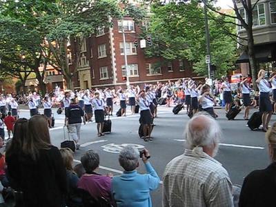 Seafair Torchlight Parade - July 2011