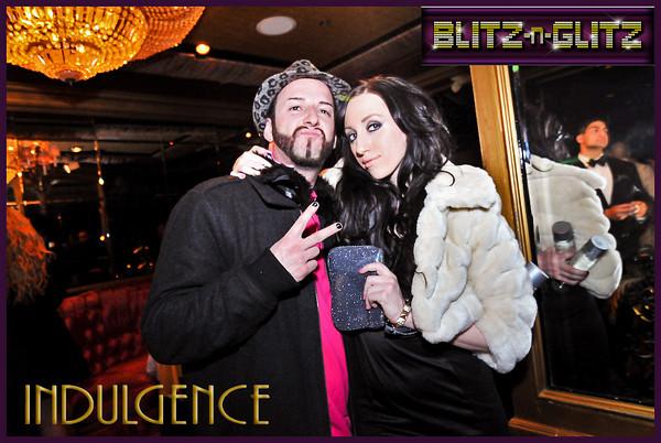 Blitz n Glitz at INDULGENCE Weds 12.1.10