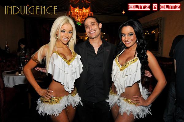 Blitz n Glitz at Indulgence 1.12.11