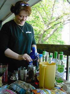 Becky the bartender.