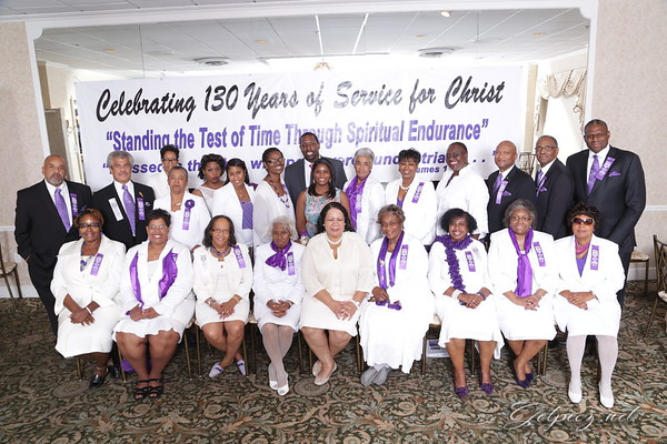 Second Baptist Celebrating 130 Years of Serving Christ 10-10-2015