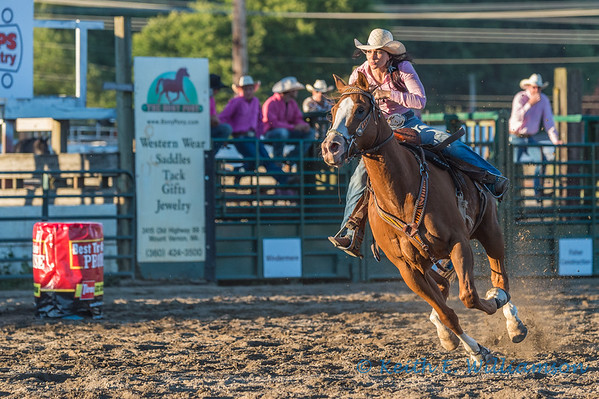 Sedro Woolley Rodeo 2015