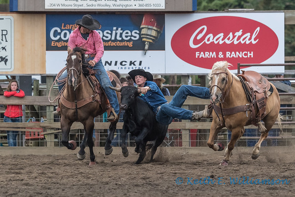 Sedro Woolley Rodeo 2016