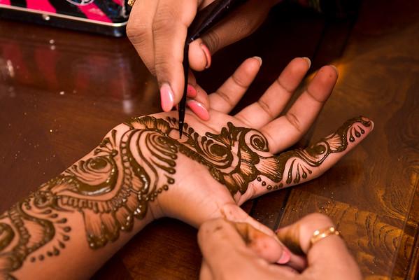 Seela Henna Party