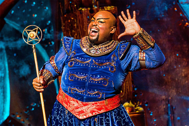 ALADDIN at Segerstrom Center for the Arts is a true diamond in the rough
