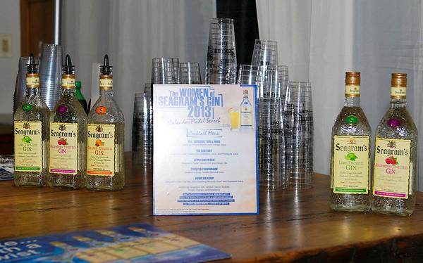 Seagrams Gin Calendar Search 2013