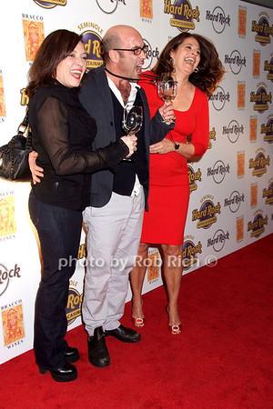 Sharon Angela, John Ventimiglia, Lorraine Bracco