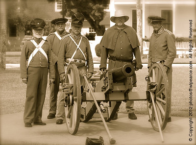 The Peace River Artillery group... antiqued. Get notifications via: