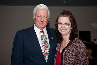 Senator Dennis Jones retires 12-11-12