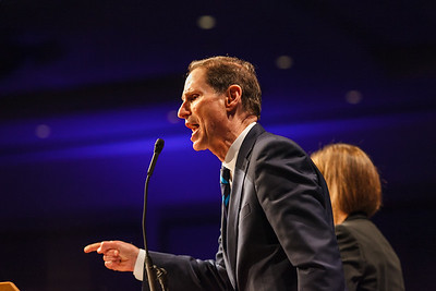 Senator Ron Wyden: 2016 Election Night