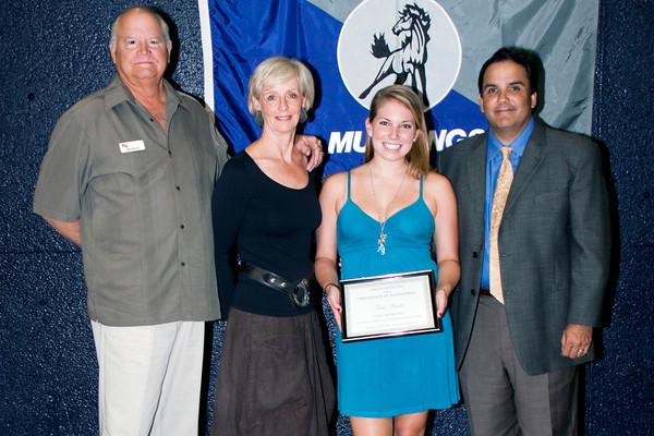 Senior Award Night 2010