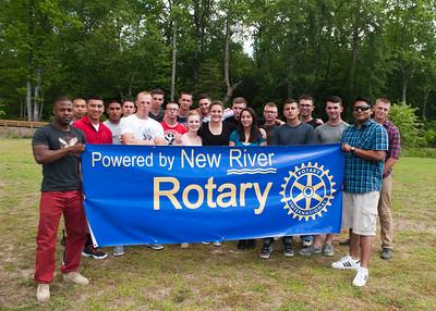 Marines & Rotary