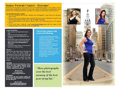 Senior Picture Contest