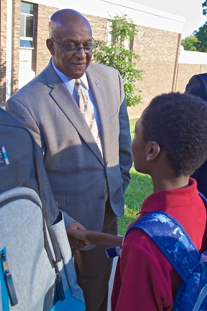 September 03, 2019 - Handshaking Ceremony at Baltimore Collegiate School