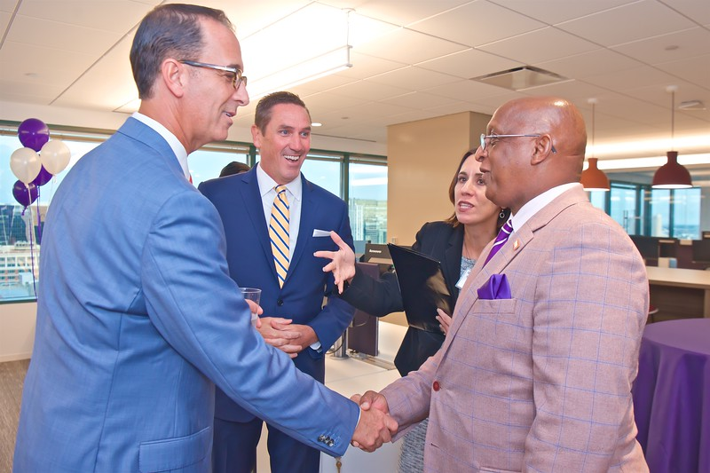 September 10, 2019 - Grant Thornton Baltimore Office Ribbon Cutting