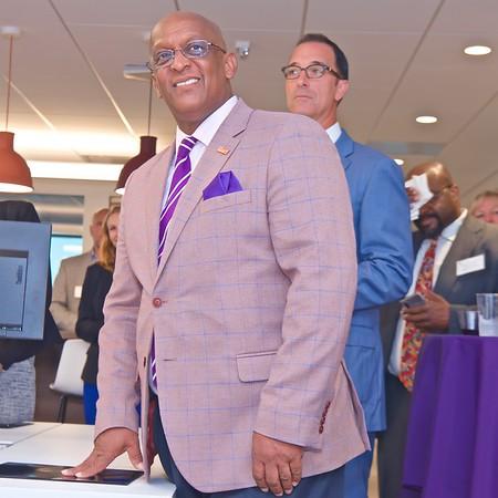 September 10, 2019 - Grant Thornton Baltimore Office Ribbon Cutting