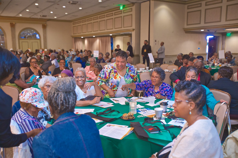 September 19, 2019 - Mayor Young's 13th Senior Symposium