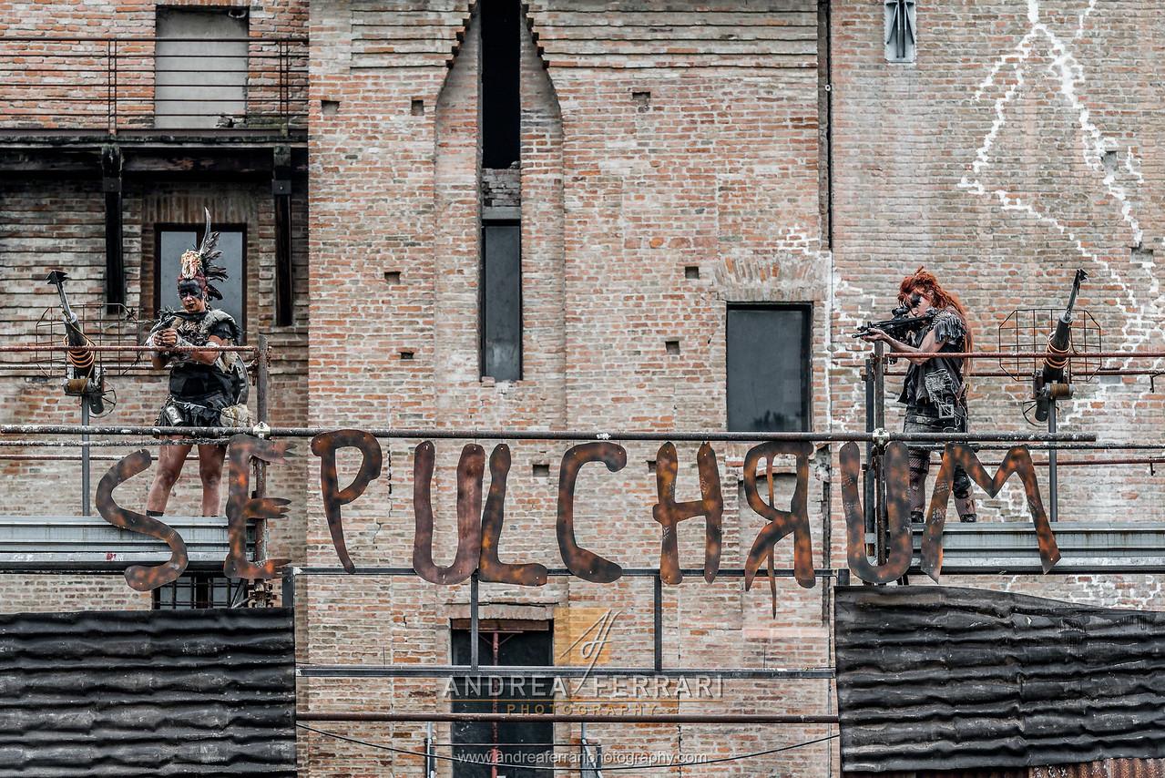 Sepulchrum by Wasteland 2017 - 2
