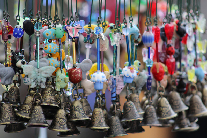 Tiny fairy bells!