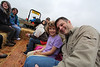 A fun hayride with Mark!