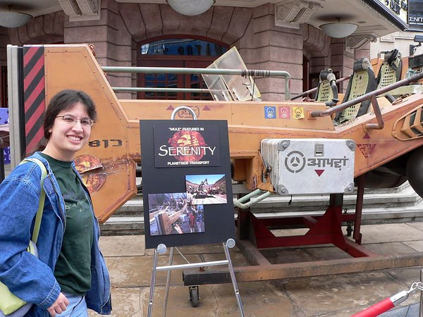 Serenity fanfest Universal Studios