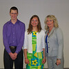 Aaron Smock, Amy Frahn and Kathy Cramer (Blessed Trinity - Frankenmuth)