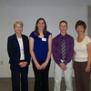 Michelle Pavlicek, Laura Pavlicek, Kyle Brown and Lynette Brown (Assumption of the Blessed Virgin Mary - Bridgeport)