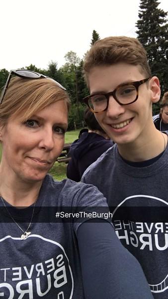 Serve The Burgh