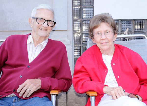 Don Knight | The Herald Bulletin<br /> Charles and Joann Rubenking