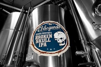 Broken Skull IPA Release