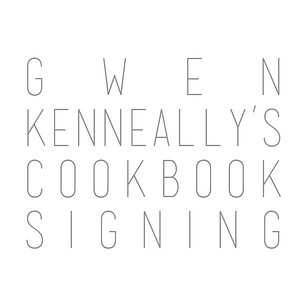 """Gwen Kenneally's """"Sweet and Savory"""" Celebration"""