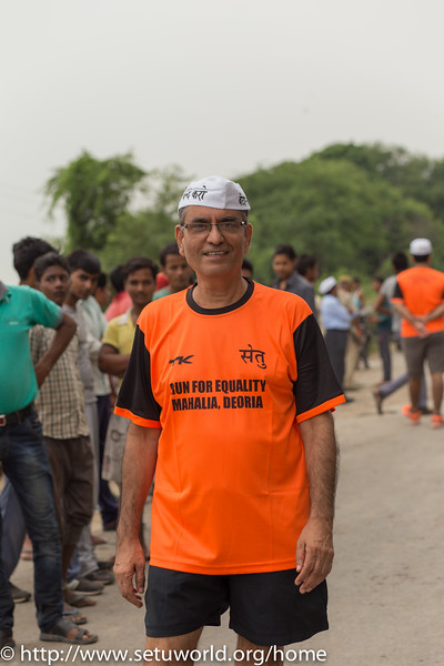 Deoria Run For Equality 2015