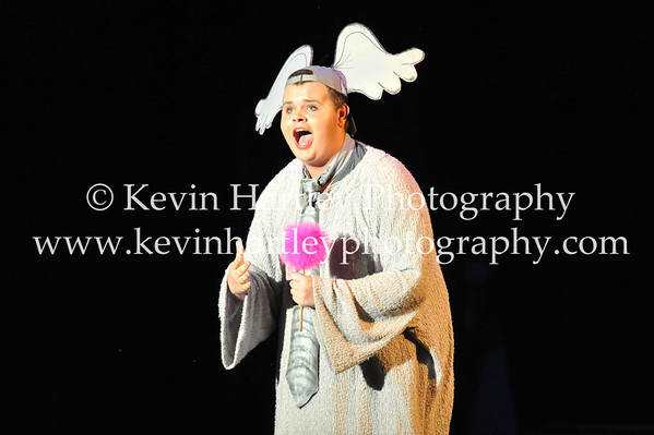 JB Hurley gives a booming performance as (lead character) Horton the Elephant (Kevin Hartley Photography)