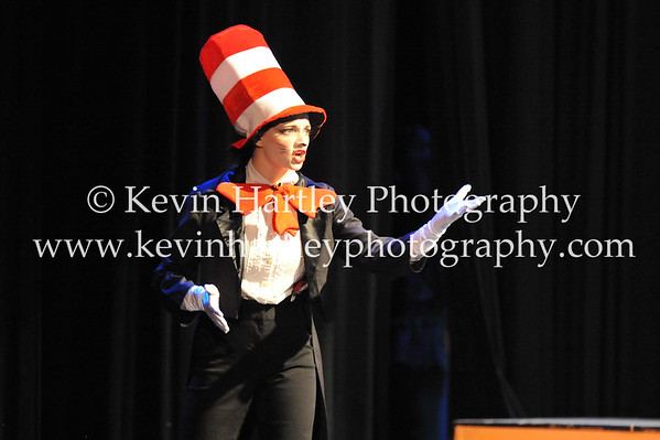 Abbey Crater is the Cat in the Hat (Kevin Hartley Photography)