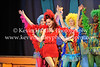 Alyssa Judge, as Mayzie, entertains everyone as she asserts herself as the center of attention (Kevin Hartley Photography)
