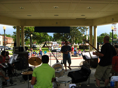 Seven Days Concert in Olustee Park