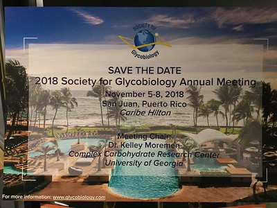 """Save the Date"" for SfG 2018!"