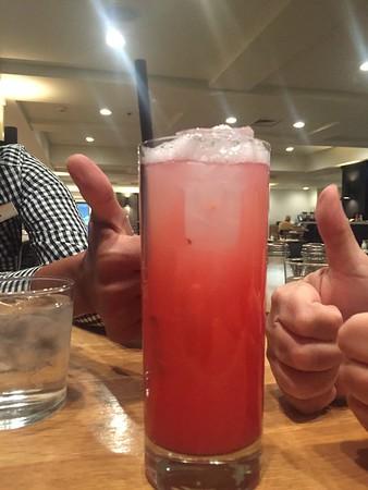 Raspberry Lemonade -- approval