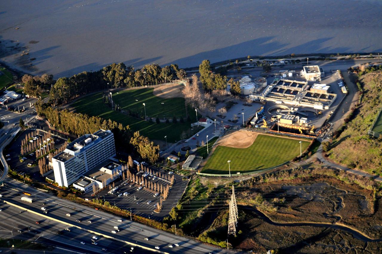 Softball Fields...