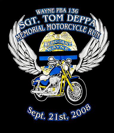 Sgt. Thomas Deppa Memorial Motorcycle Ride