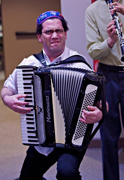 Shabath at Tacoma Synagogue