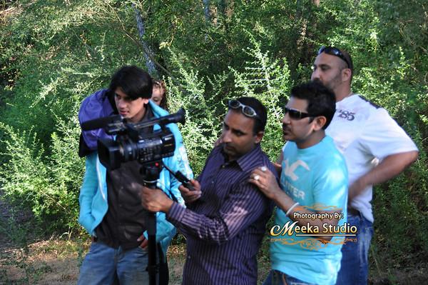 Shankar Sahney Video Shoot_2010