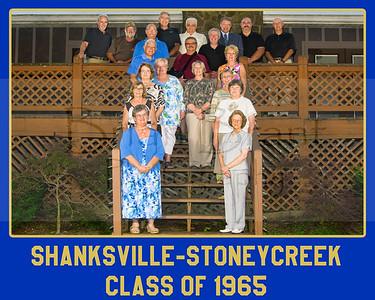 Shanksville Class of 1965