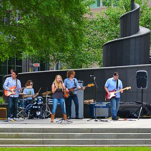 Shannon Selig Concert Berklee Summer in the City