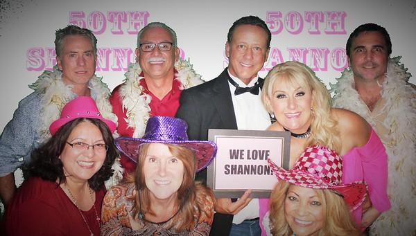 Shannon's 50th Birthday !