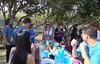 Shannon's Graduation Picnic, Lookout Park, 2015.