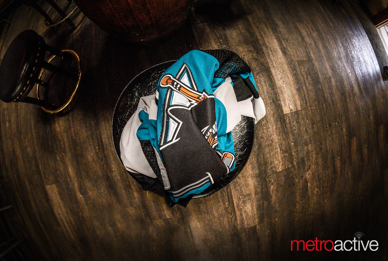 Sharks vs. Penguins Viewing Party: Game #5 ~ San Pedro Square