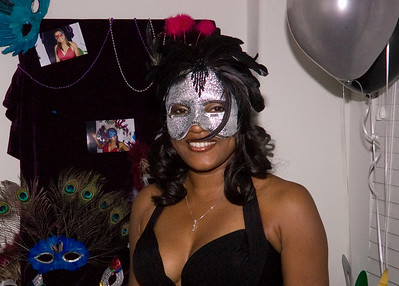 Sharmeen Miller 40th Birthday Party